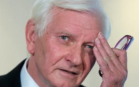 Former Tory MP Harvey Proctor lost his home and job as a result of Operation Midland - Credit: Paul Grover
