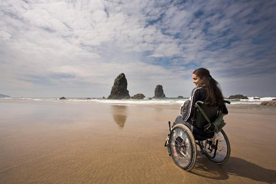 Charity caters to 4,600 disabled people and their carers each year (Getty Images/iStockphoto)