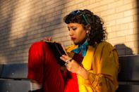 """<p>Journaling about small goals can help if you're """"having a hard time getting things done or feeling overwhelmed,"""" said <a href=""""https://sarichaitphd.com/"""" class=""""link rapid-noclick-resp"""" rel=""""nofollow noopener"""" target=""""_blank"""" data-ylk=""""slk:Sari Chait"""">Sari Chait</a>, PhD, a clinical psychologist and owner of the Behavioral Health and Wellness Center in Newton, MA. She recommends focusing on something small, like reading five pages of a book, or making a grocery list, """"which may seem trivial, but if you write out a goal, you are more likely to achieve it."""" That sense of success can increase your motivation to keep checking off your goals.</p> <p>You might also find it helpful to journal about broader intentions and things you want to accomplish. Ask yourself what your life is fostering and promoting in the world, suggested therapist Emily Stone, PhD, LMFT-S, owner and senior clinician at <a href=""""https://www.unstuckgroup.org/"""" class=""""link rapid-noclick-resp"""" rel=""""nofollow noopener"""" target=""""_blank"""" data-ylk=""""slk:Unstuck Group"""">Unstuck Group</a>. She encouraged writing continuously on this for five minutes, then reading what you've written out loud. """"Notice your thoughts and feelings about what you have written. What do you want your life to keep creating?""""</p> <p>Try these prompts:</p> <ul> <li>What is one small thing you want to accomplish today?</li> <li>My life is creating...</li> </ul>"""