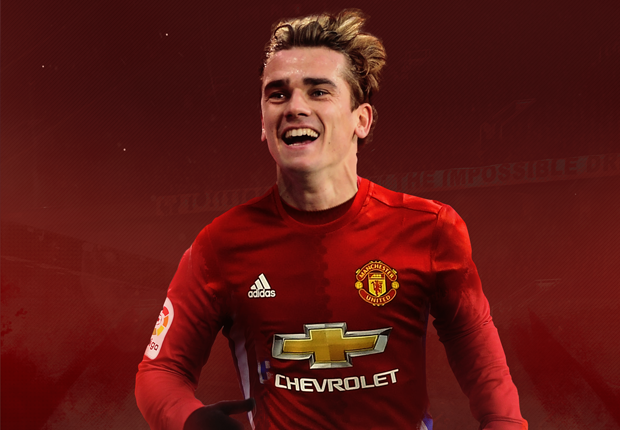 Reports United Reach Agreement With Antoine Griezmann