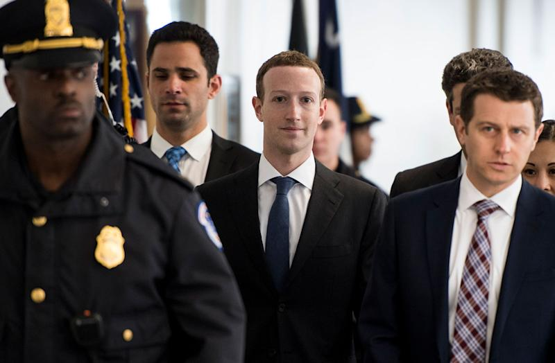 Mark Zuckerberg will win by keeping the focus away from Facebook's business model