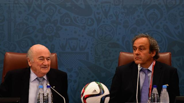 "Sepp Blatter has come in for criticism from Michel Platini, who said: ""He's the most selfish person I have seen in my life."""
