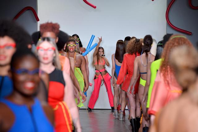 Chromat (Photo: Getty Images)