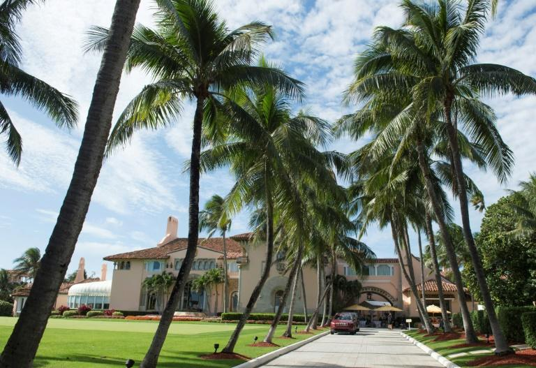 The sumptuous surroundings of Donald Trump's Mar-a-Lago estate offer the backdrop for his first meeting with China's Xi Jinping