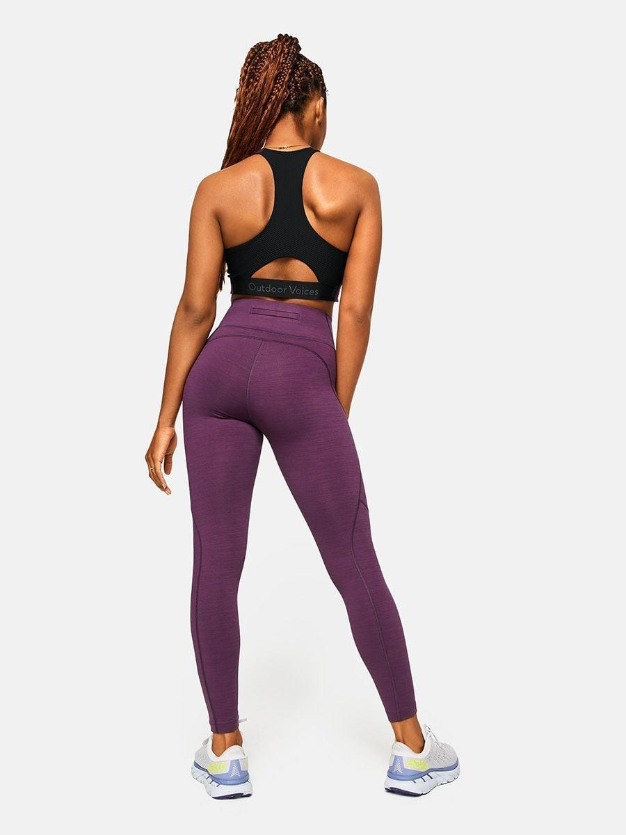 <p>These <span>Outdoor Voices Core 7/8 Leggings</span> ($88) feel like butter, and they're surprisingly flattering. </p>
