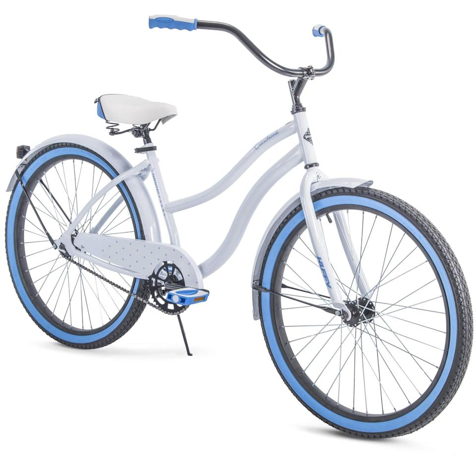 <p>This <span>Huffy Cranbrook Cruiser Bike </span> ($209) is an insanely good deal.</p>
