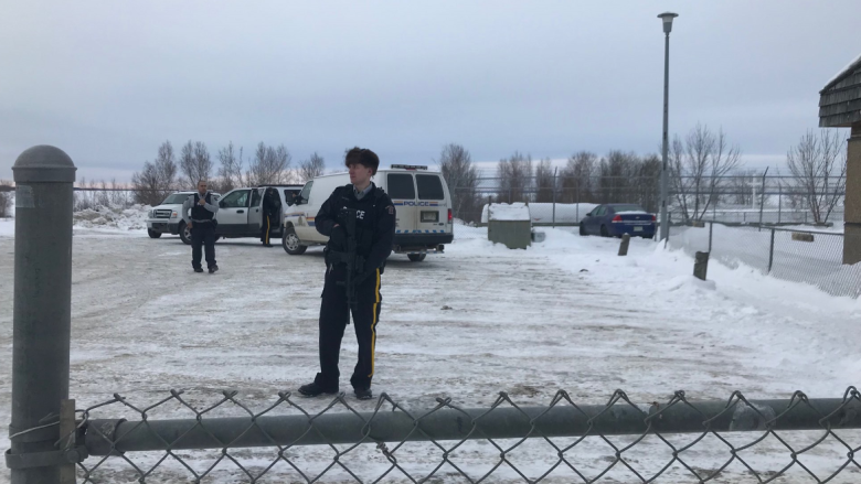 Judge, RCMP deny responsibility for locking media out of La Loche courthouse