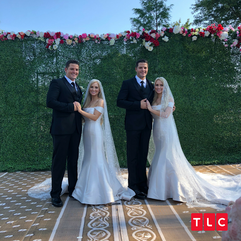 Four Weddings Tlc: TLC Will Air The Wedding Of The Identical Twins Marrying