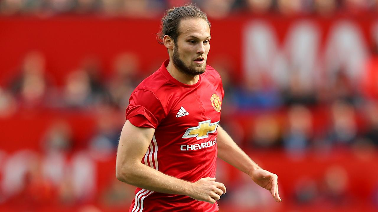 The Netherlands international is keen to remain at Old Trafford, amid uncertainty over his long-term future at the club