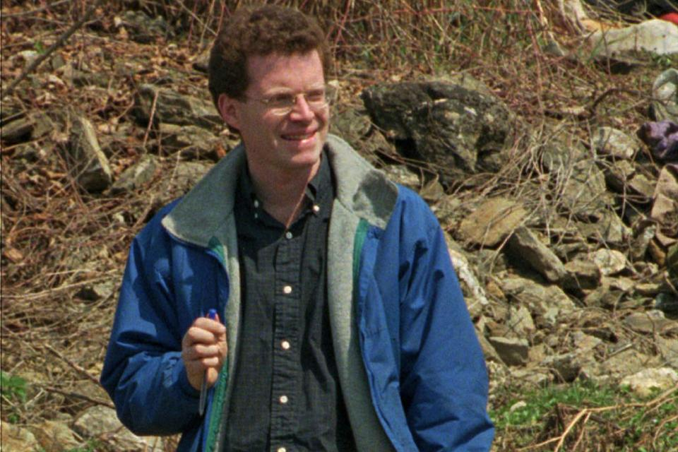 David Rohde was kidnapped in 2008 while reporting on the war in Afghanistan. His captor was arrested on 28 Oct. (AP)