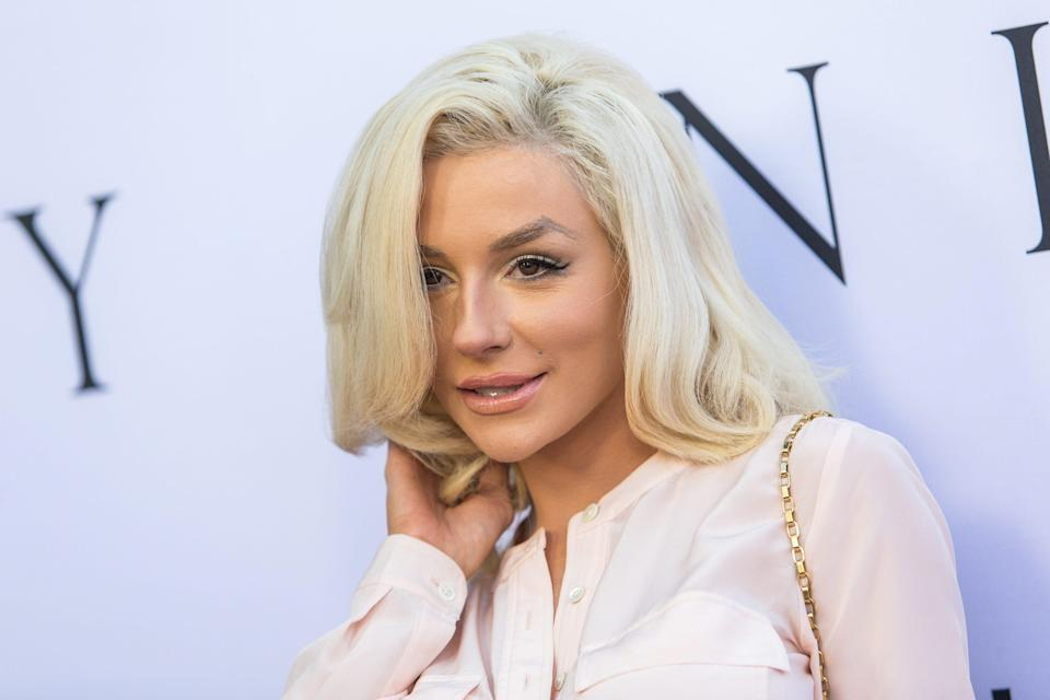 Courtney Stodden called out Teigen's online bullying in an interview with The Daily Beast.