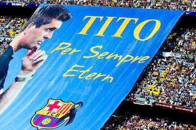 041db6ddc Barcelona have honoured the memory of former coach Tito Vilanova by  renaming a training ground after him The Catalan ...