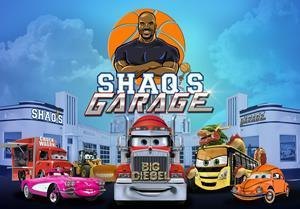 Academy Award Nominee Joel Cohen Joins Executive Producer and NBA  Legend Shaquille O'Neal on The Animated Comedy-Adventure Series Premiering   in Fall 2021 on Kartoon Channel!