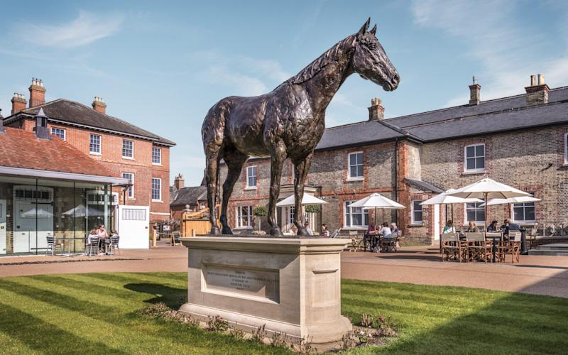 National Horseracing Museum - Credit: Marc Atkins/Art Fund