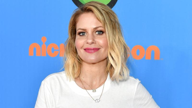 Candace Cameron Bure Shares Touching Throwback Photos For Her 22-Year Anniversary