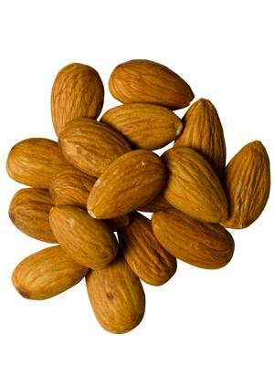 "<div class=""caption-credit""> Photo by: CN Digital Studio</div><b><i>Healthy Snack:</i> 15 Tamari or Marcona Almonds (150 Calories) <br></b> <br> ""They are salted, but I don't use much extra added salt elsewhere in my diet. They're amazingly delicious--go for 15 or so (just under 3 tablespoons) to stick with 150 calories,"" says Lippert."