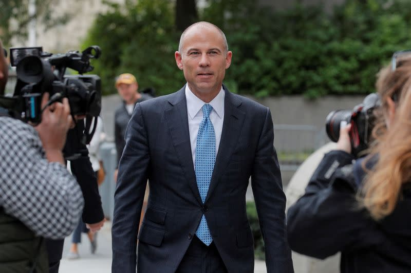 U.S. rejects Avenatti claim that 'document dump' justifies Nike trial delay