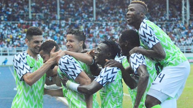 The Super Eagles are making their sixth appearance at the tournament and have sent a message of intent ahead of their tie with Zlatko Dalic's men