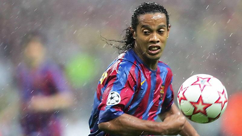 'Ronaldinho will always be the best' - Deco puts former Barcelona teammate ahead of Messi and Ronaldo