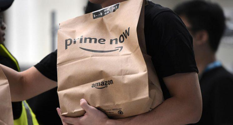 Amazon Prime Now launched in Singapore last week. (Photo: Associated Press)