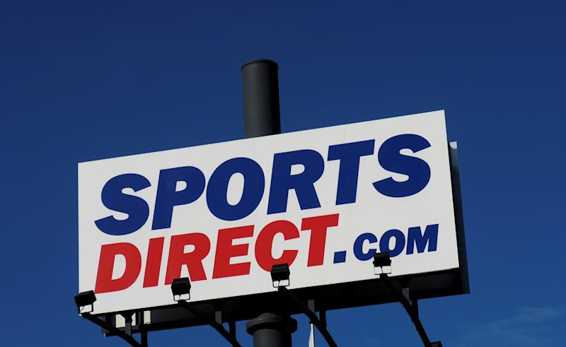 Sports Direct still finalising results, next update 1300 GMT