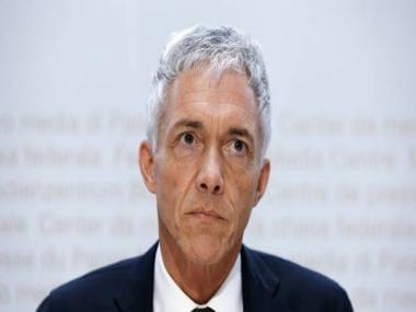 Swiss attorney general Michael Lauber offers to resign in FIFA corruption case fallout