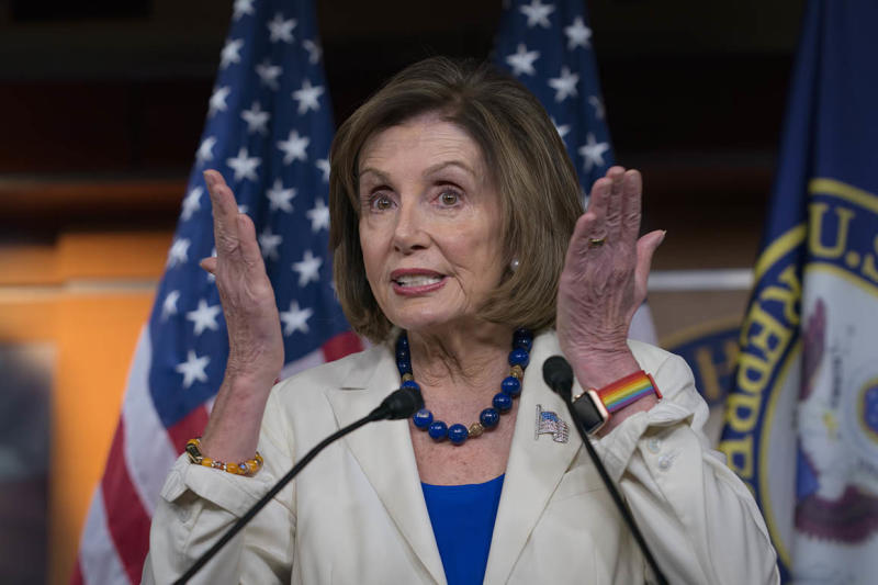 'Are you ready?': Pelosi preps Democrats for next steps on impeachment