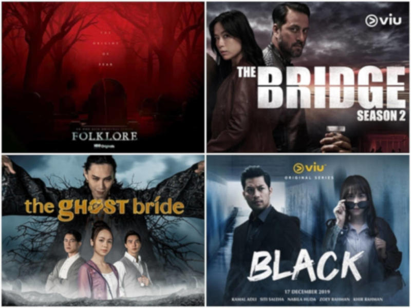 Which of these series would you like to watch?