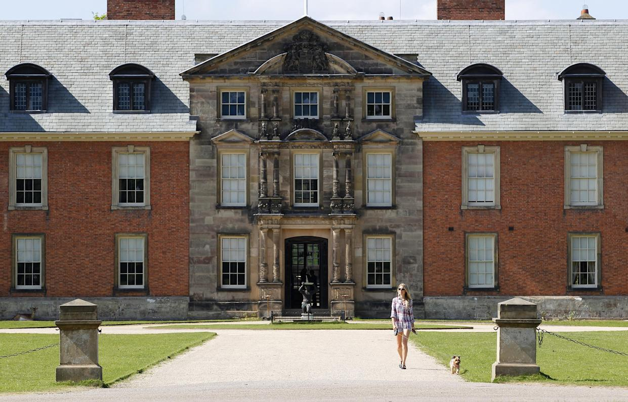 Cheshire's Dunham Massey on a sunny day (Getty Images)
