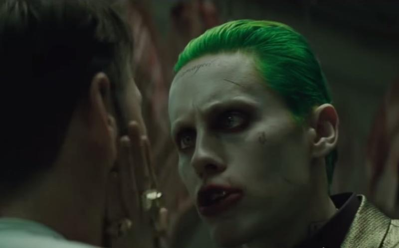Jared Leto Looks Terrifyingly Bonkers In The Brand New Suicide