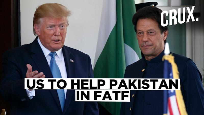 US Softens Stand to Let Pak Off the Hook in FATF Ahead of Trump's India Visit