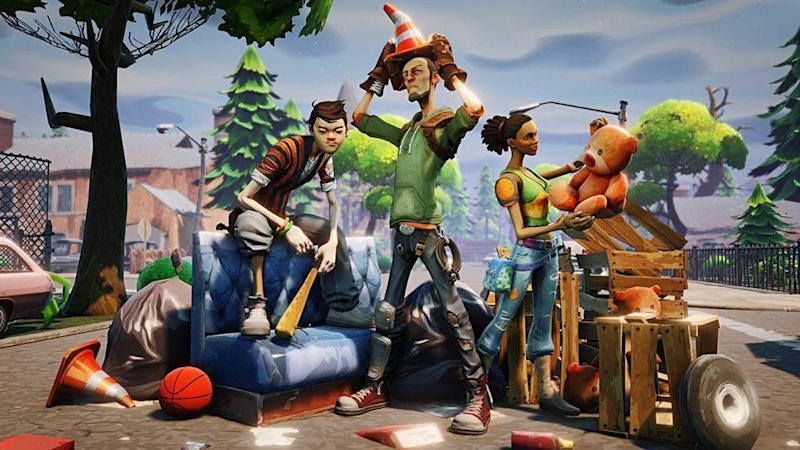 Fake Fortnite mobile apps are appearing online in searches for 'How to install Fortnite': Fortnite