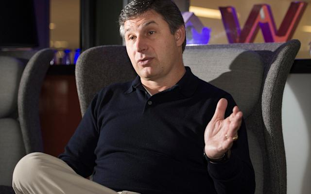 Twitter COO Anthony Noto is leaving the social network to run the finance startup SoFI.