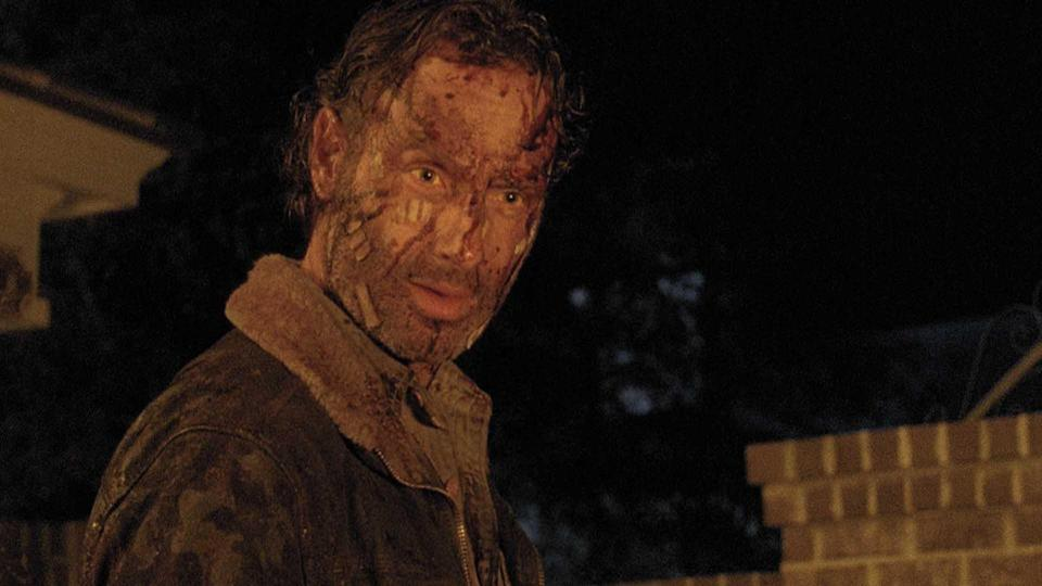 <p> Arguably one of the most overlooked episodes in the show&#x2019;s run, &quot;Conquer&quot; is a pressure cooker of a season finale, letting several tensions boil over as Alexandrians run amok, left, right and centre. </p> <p> Chief among them is Rick. Fresh from being rightly slapped silly by Michonne in the previous episode, Rick eventually escapes the threat of exile thanks to Pete murdering Reg, the husband of Alexandria&apos;s leader. That, coupled with Sasha and Gabriel&#x2019;s tense stand-off, plus Glenn and Nicholas&#x2019; showdown, makes for a perfect example of pacing done right. Everything comes to the fore here, and it&#x2019;s done in such a way that you&#x2019;re unlikely to take a breath during the 64-minute runtime. </p>