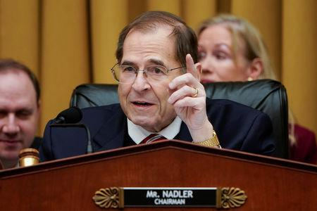 U.S. House judiciary chair seeks any Mueller summaries on Trump Russia probe reportMore