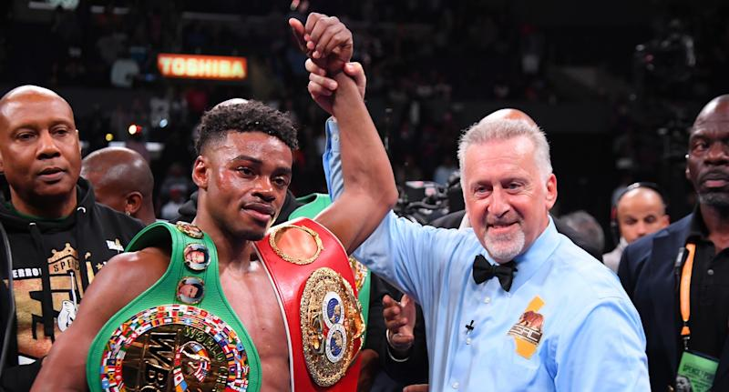 Errol Spence Jr. war in einen Autounfall verwickelt. (Bild: Getty Images)