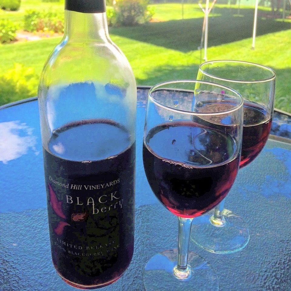 """<p><a href=""""https://foursquare.com/v/diamond-hill-vineyards/4bdb3f0f63c5c9b649052768"""" rel=""""nofollow noopener"""" target=""""_blank"""" data-ylk=""""slk:Diamond Hill Vineyards"""" class=""""link rapid-noclick-resp"""">Diamond Hill Vineyards</a> in Cumberland</p><p>""""Bring <span class=""""entity tip_taste_match"""">snack</span> food to eat after your tasting. 👍🏻 Purchase a bottle of <span class=""""entity tip_taste_match"""">wine</span> to enjoy outside on a beautiful day!<span class=""""redactor-invisible-space"""">"""" - Foursquare user <a href=""""https://foursquare.com/tiffkorea"""" rel=""""nofollow noopener"""" target=""""_blank"""" data-ylk=""""slk:Tiffany Correia"""" class=""""link rapid-noclick-resp"""">Tiffany Correia</a></span></p>"""