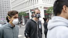 The New Office Perk in Smoky Silicon Valley: Gas Masks