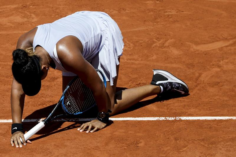 Serena Williams Is Out at the French Open