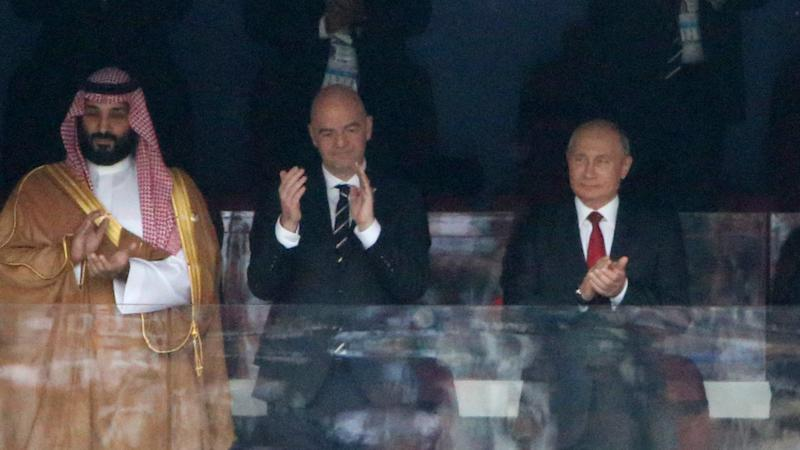 Rampant Russia put Putin in dreamland