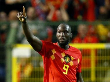 UEFA Nations League: Romelu Lukaku stars as Belgium maintain strong start to tournament with win over Switzerland