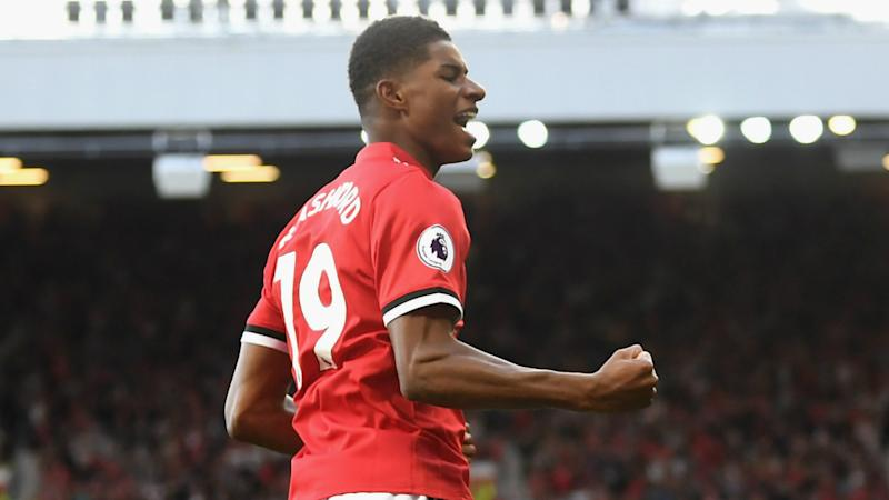 Rashford Continues Remarkable Scoring Trend In Champions