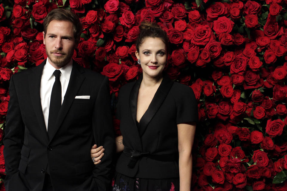 Barrymore says she struggled with her divorce from Will Kopelman (pictured in 2011). (Photo: REUTERS/Kena Betancur)