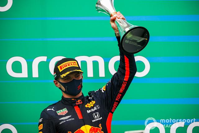 """Max Verstappen: 25 <span class=""""copyright"""">Andy Hone / Motorsport Images</span>"""