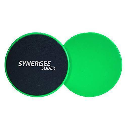 """<p><strong>Synergee</strong></p><p>amazon.com</p><p><strong>$8.95</strong></p><p><a href=""""https://www.amazon.com/dp/B071D6SX9K?tag=syn-yahoo-20&ascsubtag=%5Bartid%7C2141.g.34371548%5Bsrc%7Cyahoo-us"""" rel=""""nofollow noopener"""" target=""""_blank"""" data-ylk=""""slk:Shop Now"""" class=""""link rapid-noclick-resp"""">Shop Now</a></p><p>With these core sliders, you can <strong>easily work out on carpet</strong>, <a href=""""https://www.prevention.com/fitness/workouts/g23460787/best-ab-workouts-at-home/"""" rel=""""nofollow noopener"""" target=""""_blank"""" data-ylk=""""slk:targeting your abs"""" class=""""link rapid-noclick-resp"""">targeting your abs</a> with moves like mountain climbers and planks. They've also earned 4.5 out of 5 stars.</p>"""