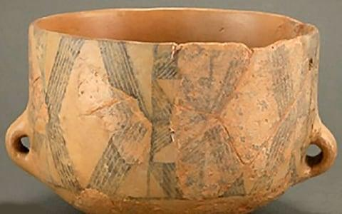The fatty acids detected on ceramic fragments from Croatian archaeological sites contain evidence of the earliest known cheese production in the Mediterranean region - Credit: McClure / SWNS.com