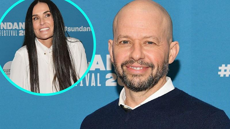 Jon Cryer Shuts Down Demi Moore's Claim That She Took His Virginity, But Says He Was 'Over the Moon' for Her