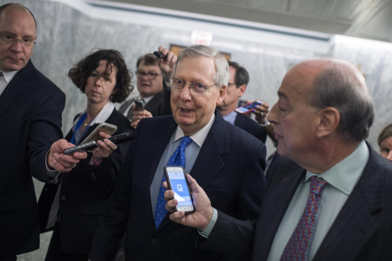 How the Senate Tax Bill Would Affect You, Based on Your Income