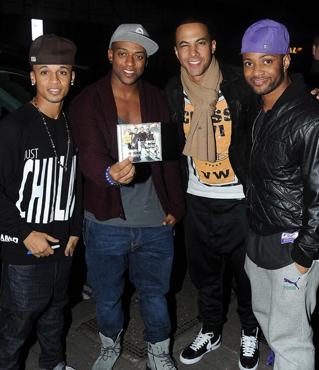 JLS photos: Even in these questionably cool hats we love 'em!