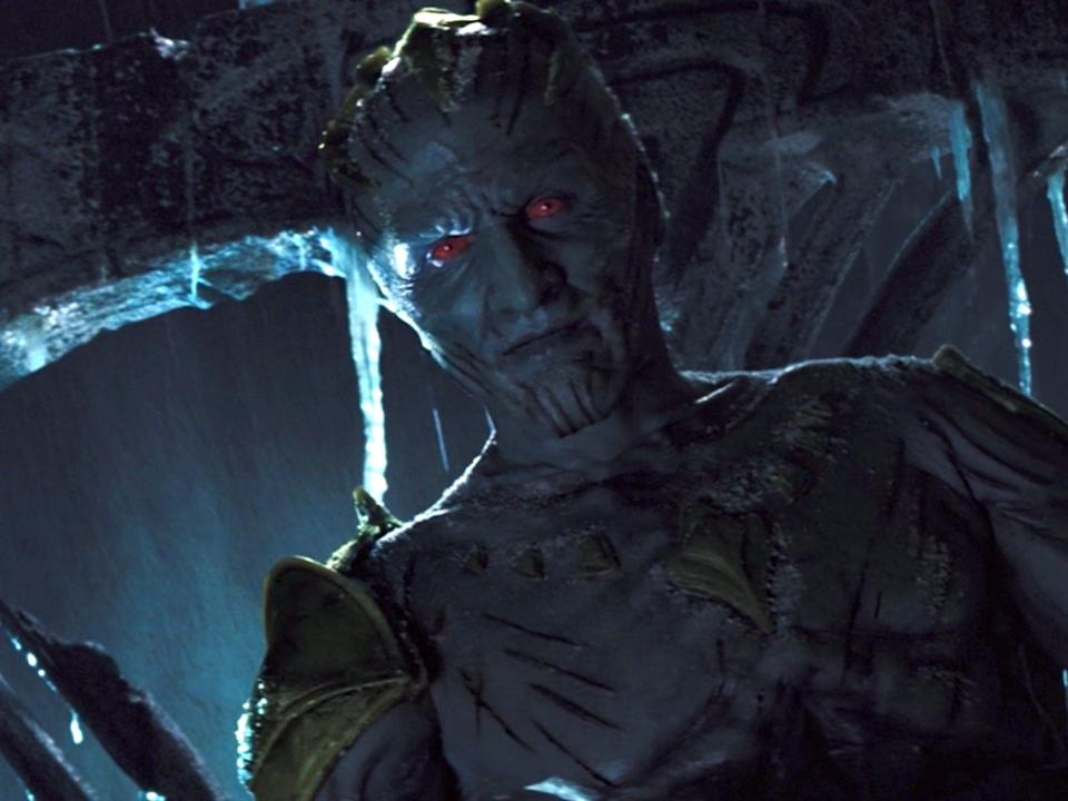"""Colm Feore starred as King Laufey in """"Thor."""""""